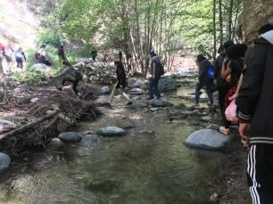 lilian hike stream 2