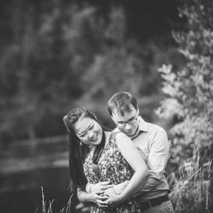 Leilei & Wim • engagement