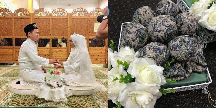 Ikut Bajet Masing Masing Majlis Kahwin Ringkas Tapi