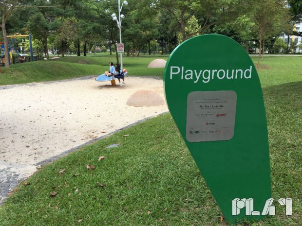 Bishan Ang Mo Kio Park River Plains Playground