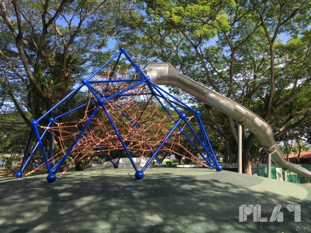 Pasir Ris Park Playgrounds Now Has Inclusive Equipment