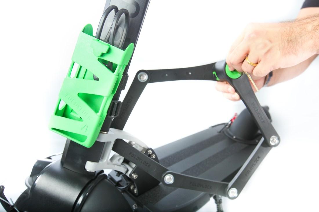 E-Scooter and E-Bike Locks