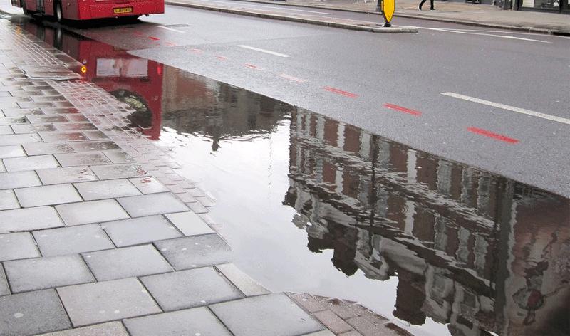 wet-pool