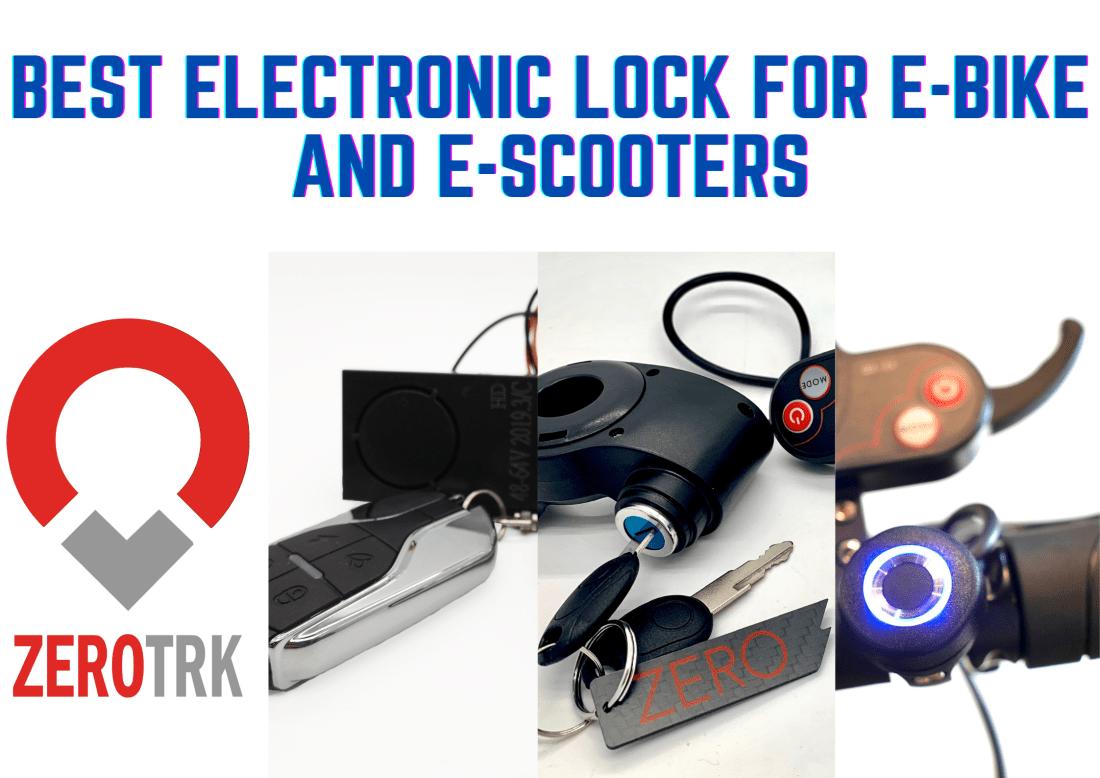 best e-bike lock