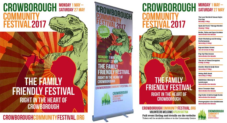 Crowborough Community Festival