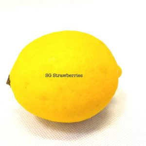 Grow lemons from seeds