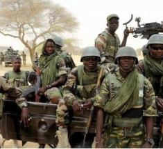 Troops arrest 11 illegal miners, neutralise scores of bandits