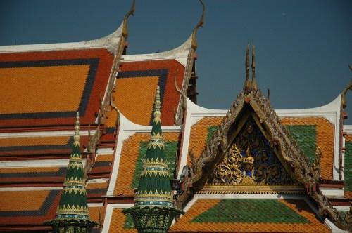 Bangkok Grande Palazzo Reale