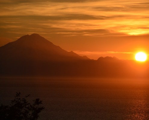Alaska: panorami dalla Starling Hwy