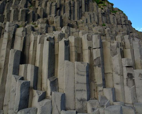 Islanda: basalto-spiaggia di Reynisfjara