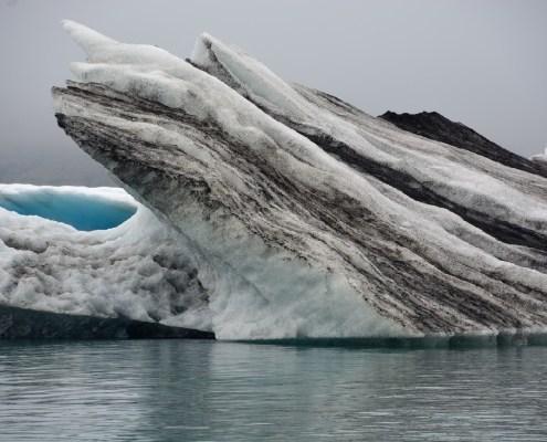 Islandaa: iceberg nella Jokulsarlon 2