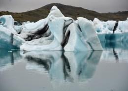 Islanda: iceberg nella Jokulsarlon