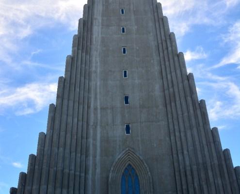 Islanda Reykjavik duomo