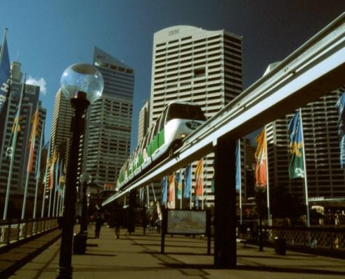 Australia: Sidney sopraelevata