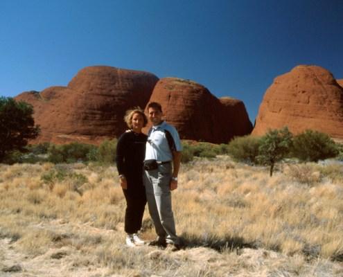 Australia: Monti Olgas