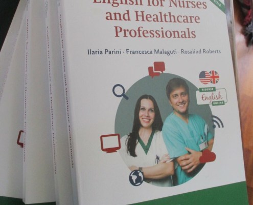 English for nurses and healthcare professionals