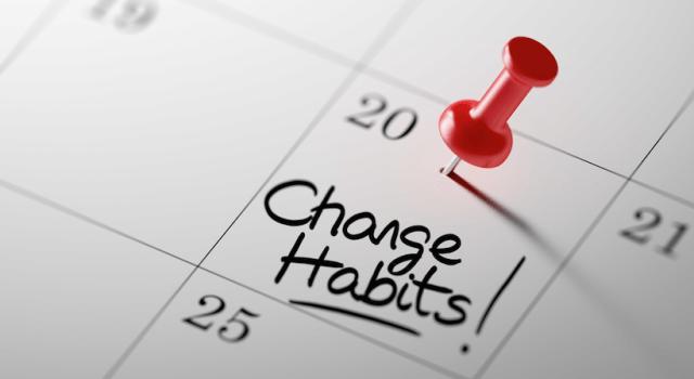 Change Habits