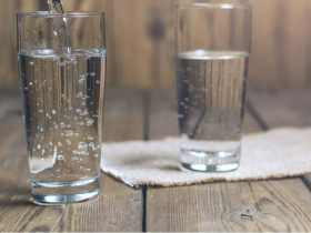Chlorine Contamination in Water