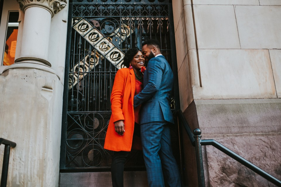 wedding pictures in philadelphia