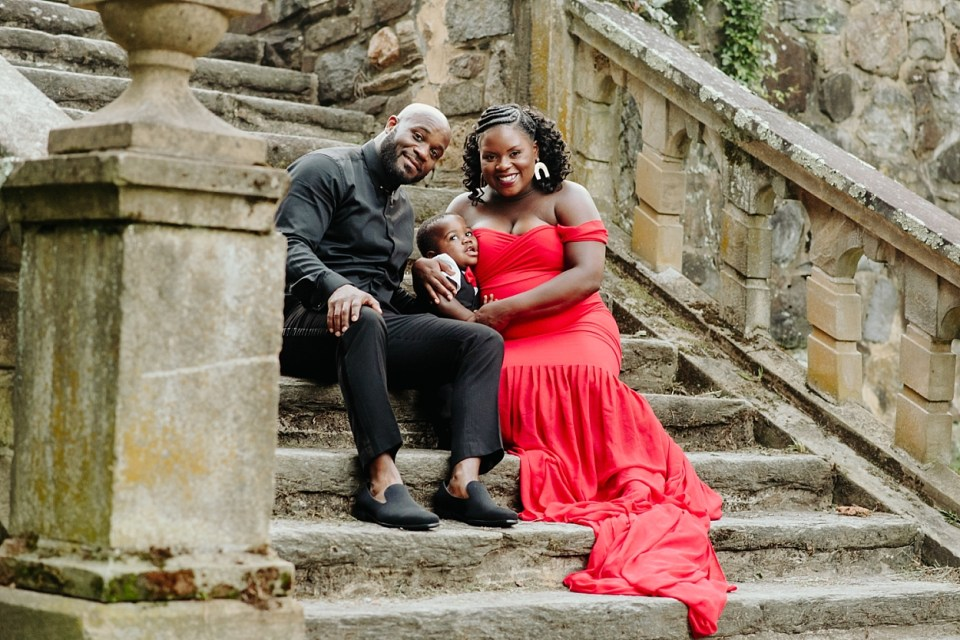 park maternity session philly