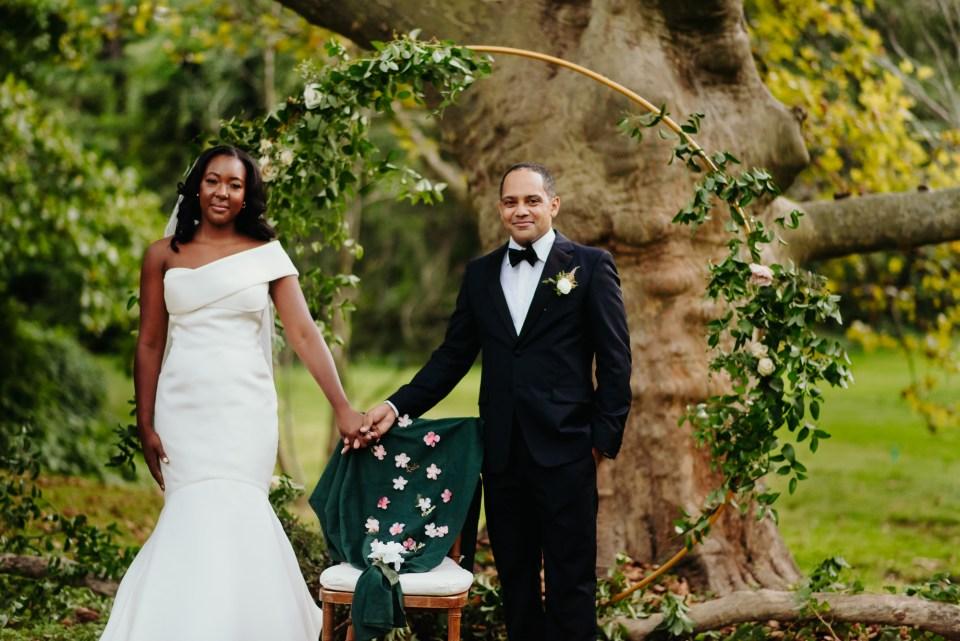 bolingbroke mansion wedding photographer