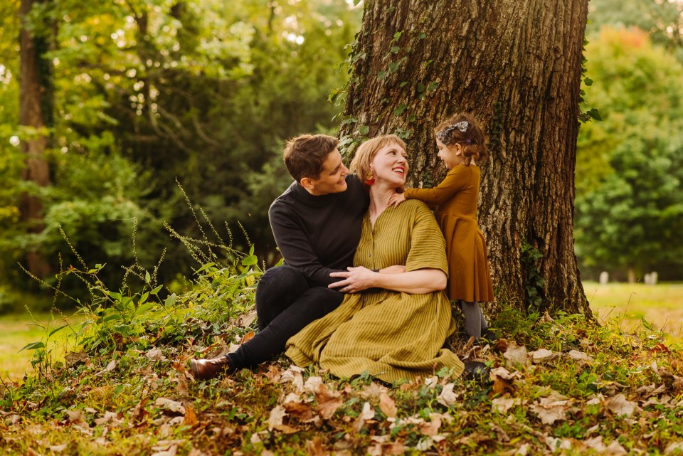 philly queer family photographer