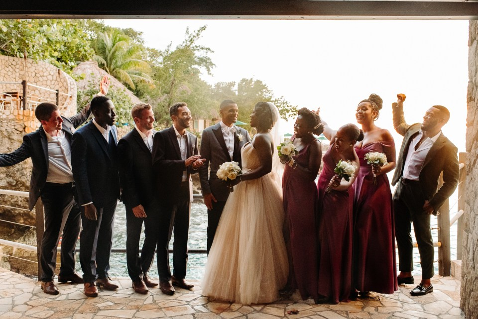jamaican wedding