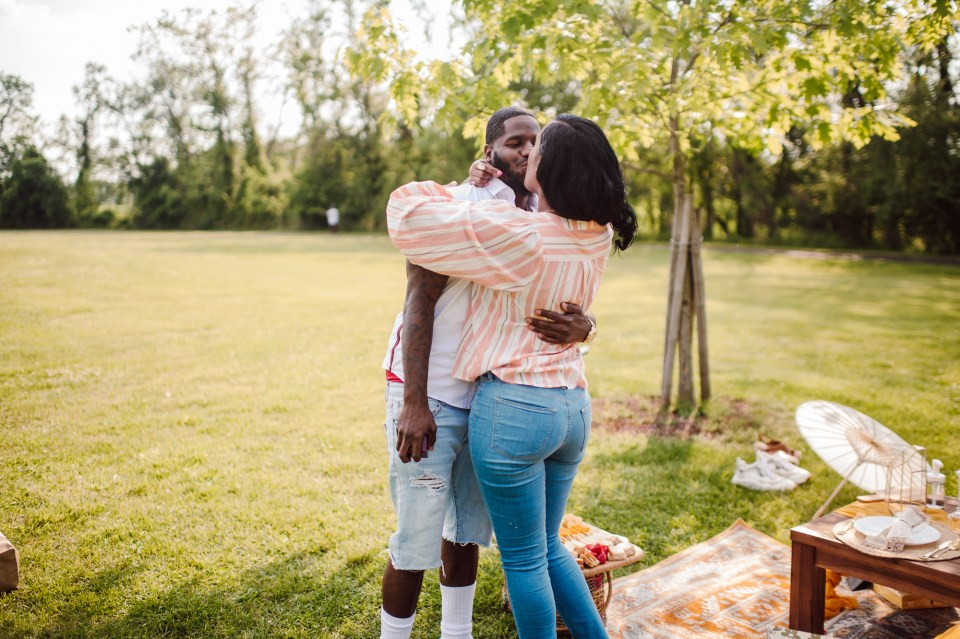 engagement photographer south jersey