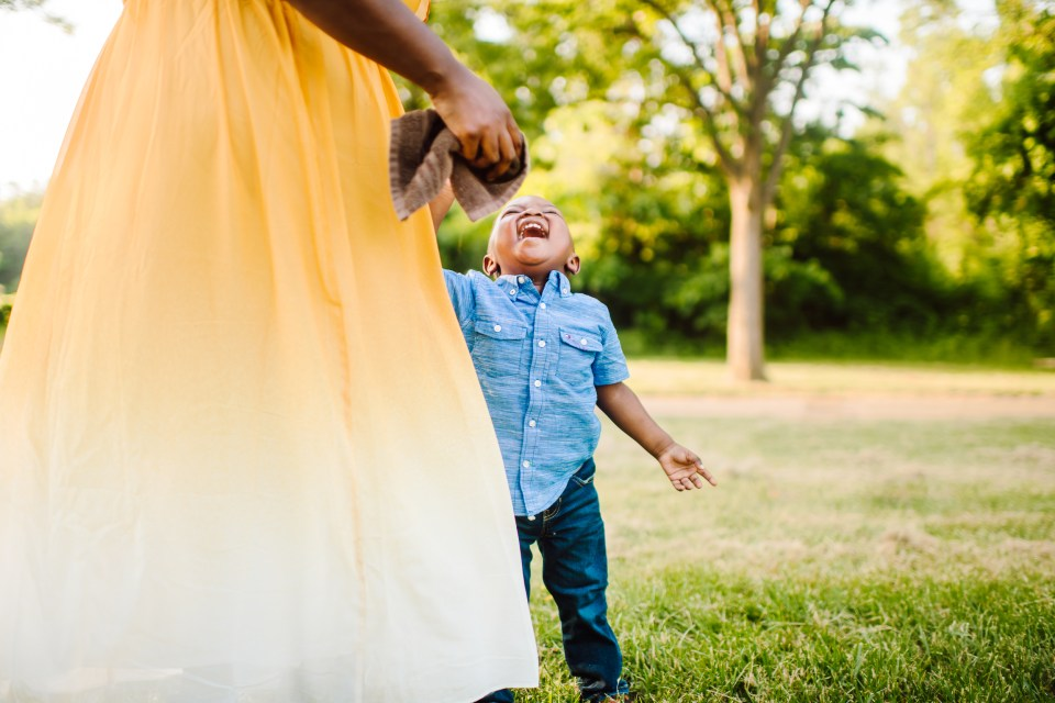 philly photographer for black families