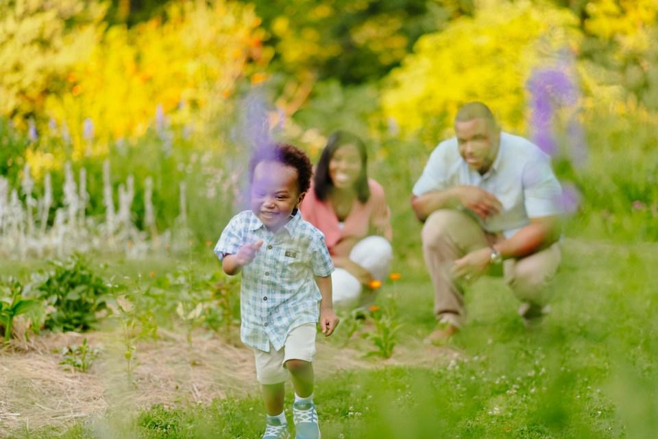 mother son father family session philadelphia