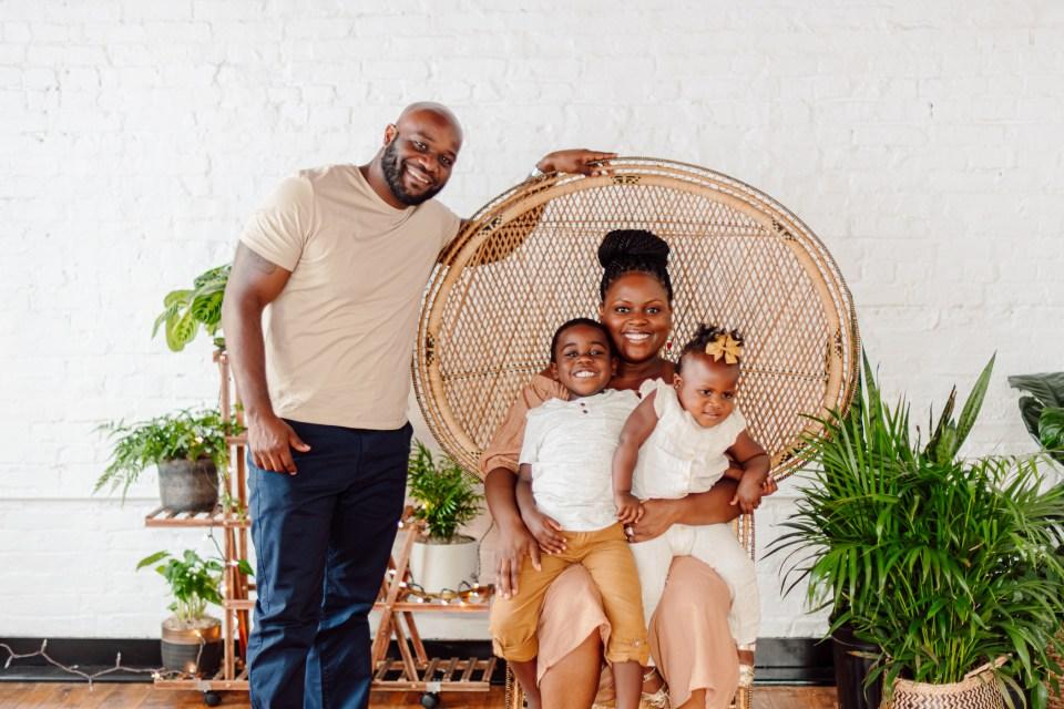 Family - pleasant
