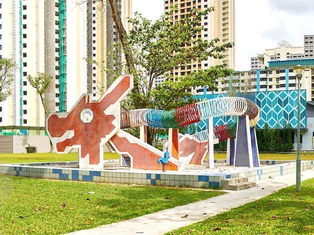 Toa Payoh Dragon Playground