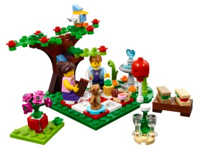 LEGO Romantic Valentine Picnic 40236 LEGO Shop