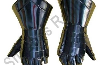 Medieval Armour Gauntlets