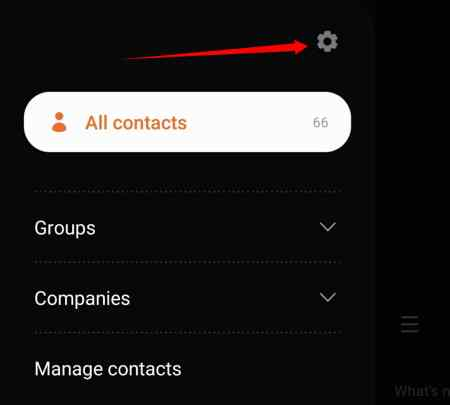 "Samsung Contacts App Gets ""Trash"" feature with Android 10 (One UI 2.0)"