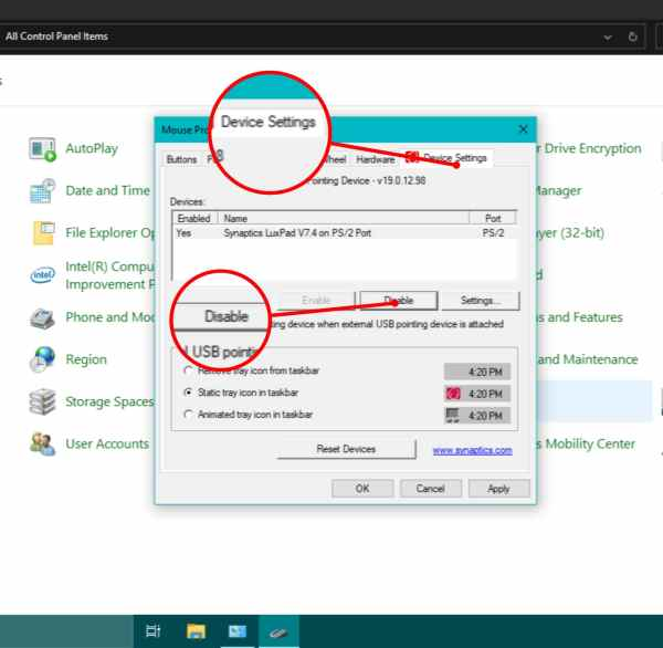 3 Ways to Disable Touchpad in an HP Laptop on Windows 10 2020