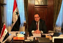 "Photo of رئيس البعثة الدبلوماسية السورية في ألمانيا: لم نبلغ رسمياً بوجود أي إصابات بـ""كورونا"""