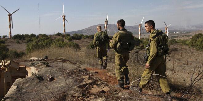 إسرائيل تحذر دمشق بعد العثور على حقل عبوات ناسفة في الجولان السوري المحتل