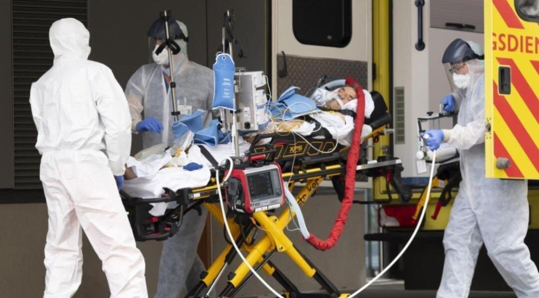 الصحة العربية تؤكد تسجيل(2130) إصابة جديدة بكورونا اليوم الاثنين