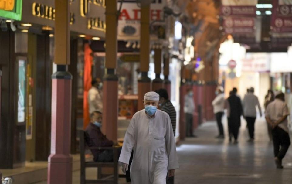 (7,341 ) إصابة مؤكدة بكورونا في البلاد العربية اليوم الأحد