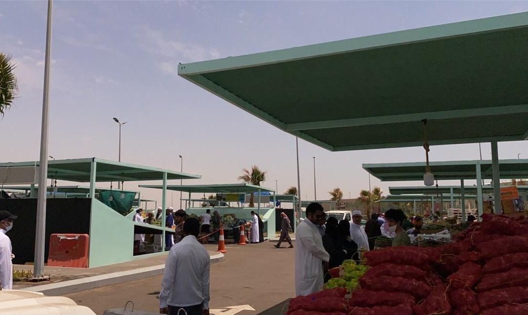 أمانة جدة تستحدث أسواقاً مصغرة للخضروات والفواكة بالقرب من المولات