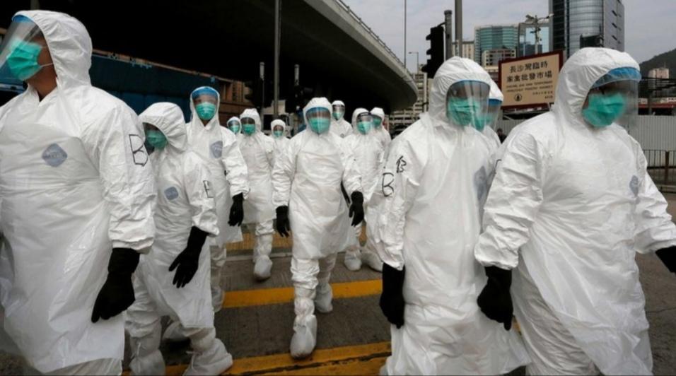 عربيا ً :  (5,757) إصابة مؤكدة بكورونا المستجد اليوم الإثنين