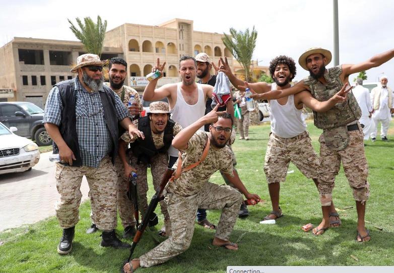 """الأمم المتحدة: تقارير """"عديدة"""" عن أعمال نهب ببلدتين في ليبيا"""