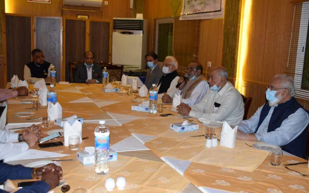 لجنة كشمير في جدة تحتفل بيوم شهداء كشمير في 13 يوليو