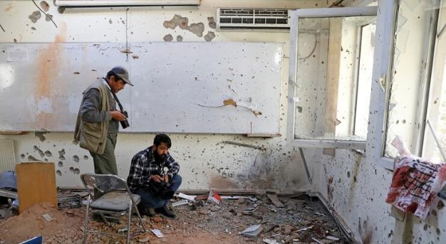 ارتفاع حصيلة ضحايا الهجوم على جامعة كابل
