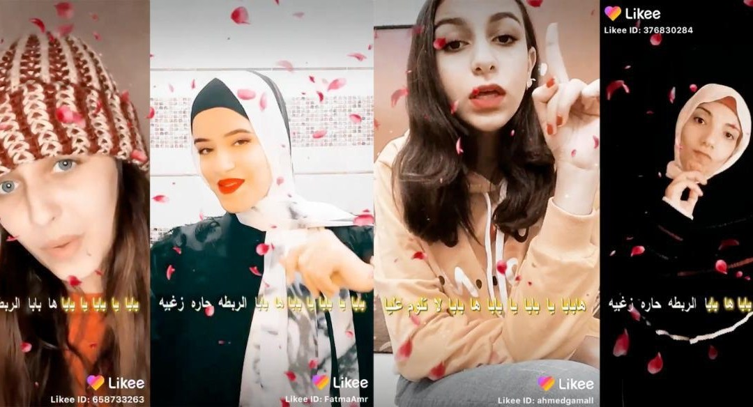 """تتويجاً لتعاونها مع المطربة المغربية المتألقة زينب… """"لايكي"""" تطرح هاشتاج تحدي """"دار العام"""" الجديد."""