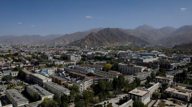 زلزال بقوة 6.1 درجة يضرب منطقة التبت