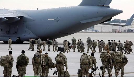 بايدن يأمر بسحب القوات الأمريكية من أفغانستان