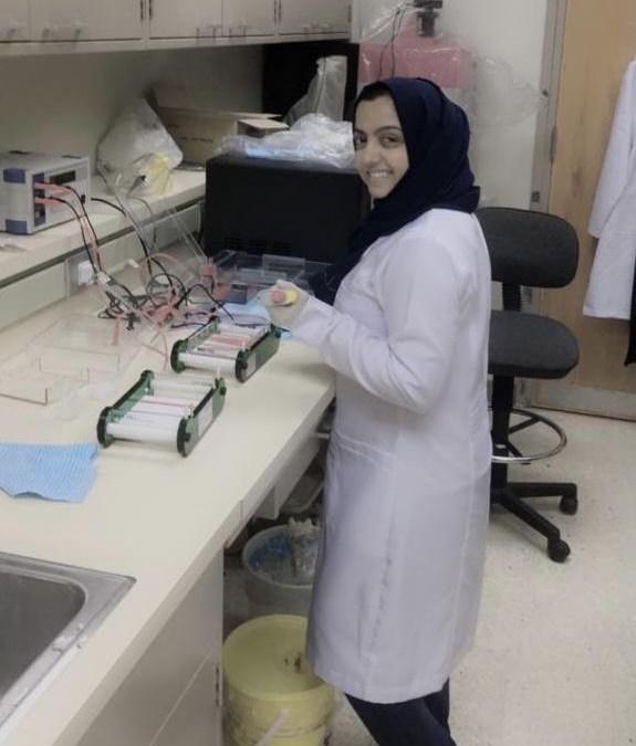 الباحثة السعودية عنان كلكتاوي : تحصل على درجة الدكتوراه من جامعة الملك عبدالعزيز