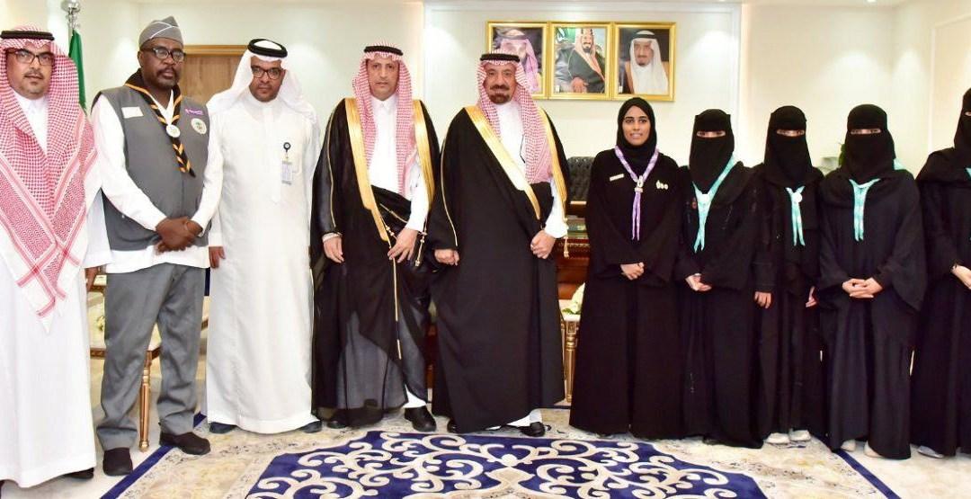 """""""الكشافة السعودية"""" تمنح 70 % للفتيات في حصة تنمية العضوية"""